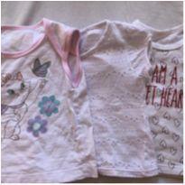 camisetas - 6 meses - Teddy Boom