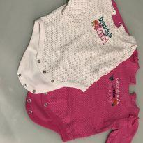 Bodies Coloridos - 6 a 9 meses - Little Wonders