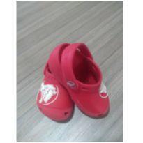 Crocs Vermelho - 19 - Crocs