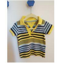 Polo Tommy hilfiger - 6 a 9 meses - Tommy Hilfiger