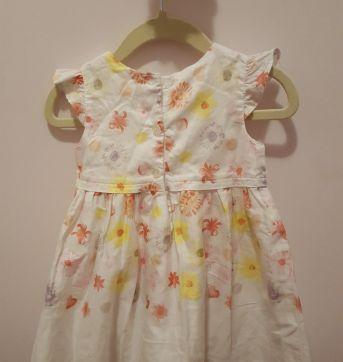 Vestidinho Chicco - 9 a 12 meses - Chicco