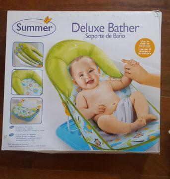 Cadeira de banho summer - Sem faixa etaria - Summer Infant