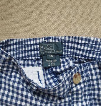 Bermuda/short Polo Ralph Lauren - 1 ano - Ralph Lauren