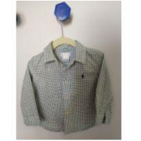 Camisa Ralph Lauren - 18 meses - Ralph Lauren