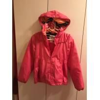 casaco rosa lindo e fofo - 8 anos - OshKosh