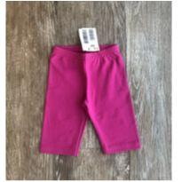Calça Legging Pink Kyly P Ref02 - 3 meses - Kyly