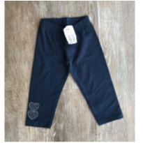 Calça Legging Azul TAM4 Kyly Ref18 - 4 anos - Kyly