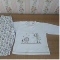 Pijama animais - 1 ano - Alô bebê