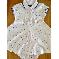 Vestido estrelinhas Tommy - 12 a 18 meses - Tommy Hilfiger