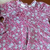 Vestido Veludo Milon - 2 anos - Milon