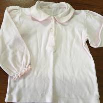 Blusa Babycottons Rosa - 2 anos - Baby Cottons