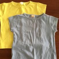 Camisetas básicas Green - 2 anos - Green