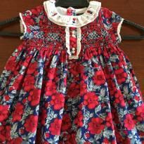 Vestido Tizzas Maravilhoso! - 6 a 9 meses - Tizzas (marca espanhola)