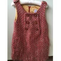 Vestido Zara Lã - 2 anos - Zara