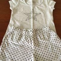 Pijama Estrela Lupo - 3 anos - Lupo