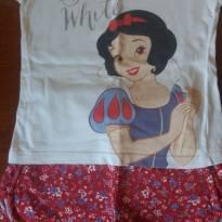 Pijama Branca de Neve Lupo - 3 anos - Lupo