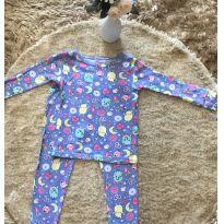 Pijama Carter's - 3 anos - Carter`s