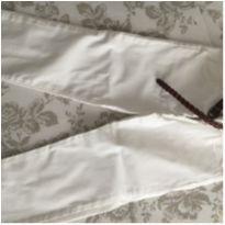 Calça branca com cinto Zara 05 anos - 5 anos - Zara Home Kids