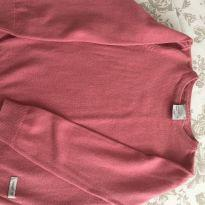 Suéter rosa tamanho 04 - 4 anos - Poim, Cherokee e Up Baby