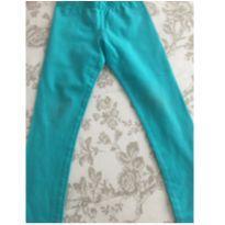 Calça legging verde 04 anos - 4 anos - Malwee
