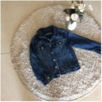 Jaqueta jeans GAP tamanho 05 T - 5 anos - Baby Gap