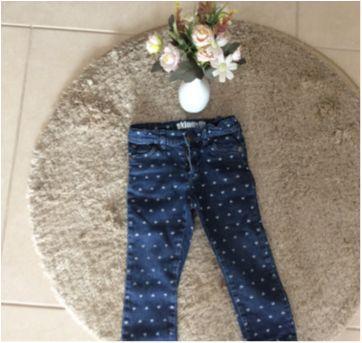Calça jeans Carters 3 T - 3 anos - Carter`s