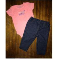 Lote Carters - 3 a 6 meses - Carter`s