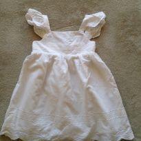 Vestido Laise Zara - 2 anos - Zara e Zara Baby