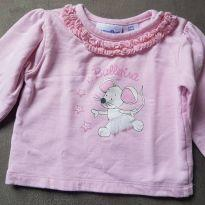 moletom ratinha bailarina - 2 - 3 meses - 0 a 3 meses - Babies R Us