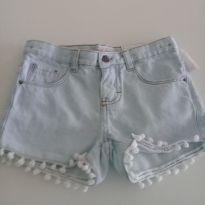 Short jeans Palomino - 6 anos - Palomino