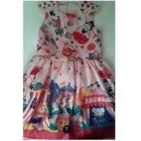 Vestido Mon Sucré circo - 6 anos - Mon Sucré