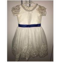 Vestido de dama de honra - 2 anos - Liminha Doce