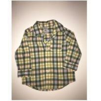 Kit com 2 camisas - 9 meses - Carter`s e Little Rebels - USA