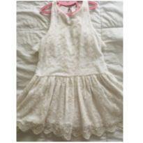 Vestido de Renda (ZARA) - 7 anos - Zara