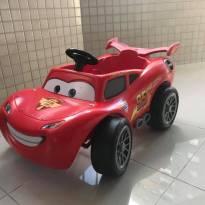 CArro Relampago mcQueen - pedal - Bandeirantes