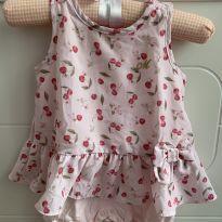 Pimpão Cerejinha rosa - 6 meses - Milon
