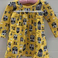 Vestido Casa - 9 meses - Kyly