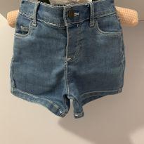 Short jeans - 9 meses - Carter`s