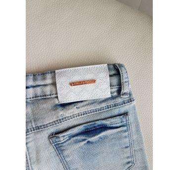 calça jeans skinny lilica ripilica - 6 anos - Lilica Ripilica