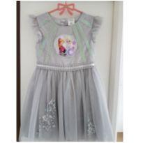 Vestido Frozen de Festa - 6 anos - Disney