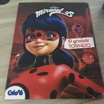 LIMPANDO O CLOSET DA MALU!Livro da Ladybug. De 15,00 por 8,00!!! -  - Não informada