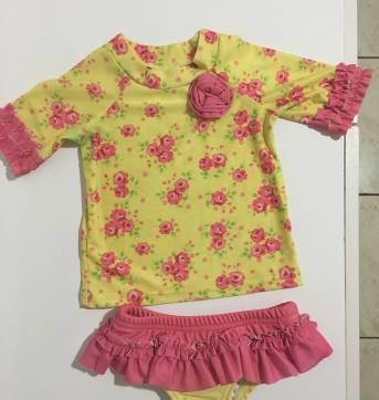 Biquini lindo - 1 ano - Nannette Baby - USA
