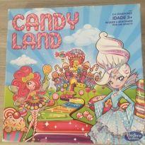Jogo Candy Land -  - Hasbro
