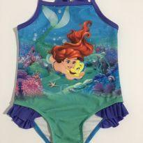 Maiô Pequena Sereia - 4 anos - Disney