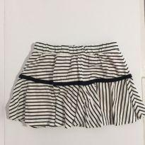 Saia com shorts - 6 anos - Pulla Bulla