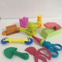Kit de moldes Play Doh