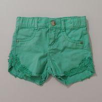 Shorts jeans - 3 anos - Poim