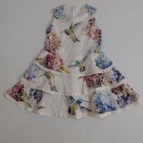 Vestido de festa Luluzinha - 3 anos - Luluzinha