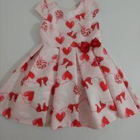 Vestido de festa Mon Sucré - 4 anos - Mon Sucré