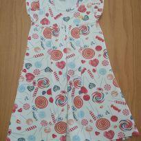 NOVIDADE! Vestido de festa - 6 anos - Elian